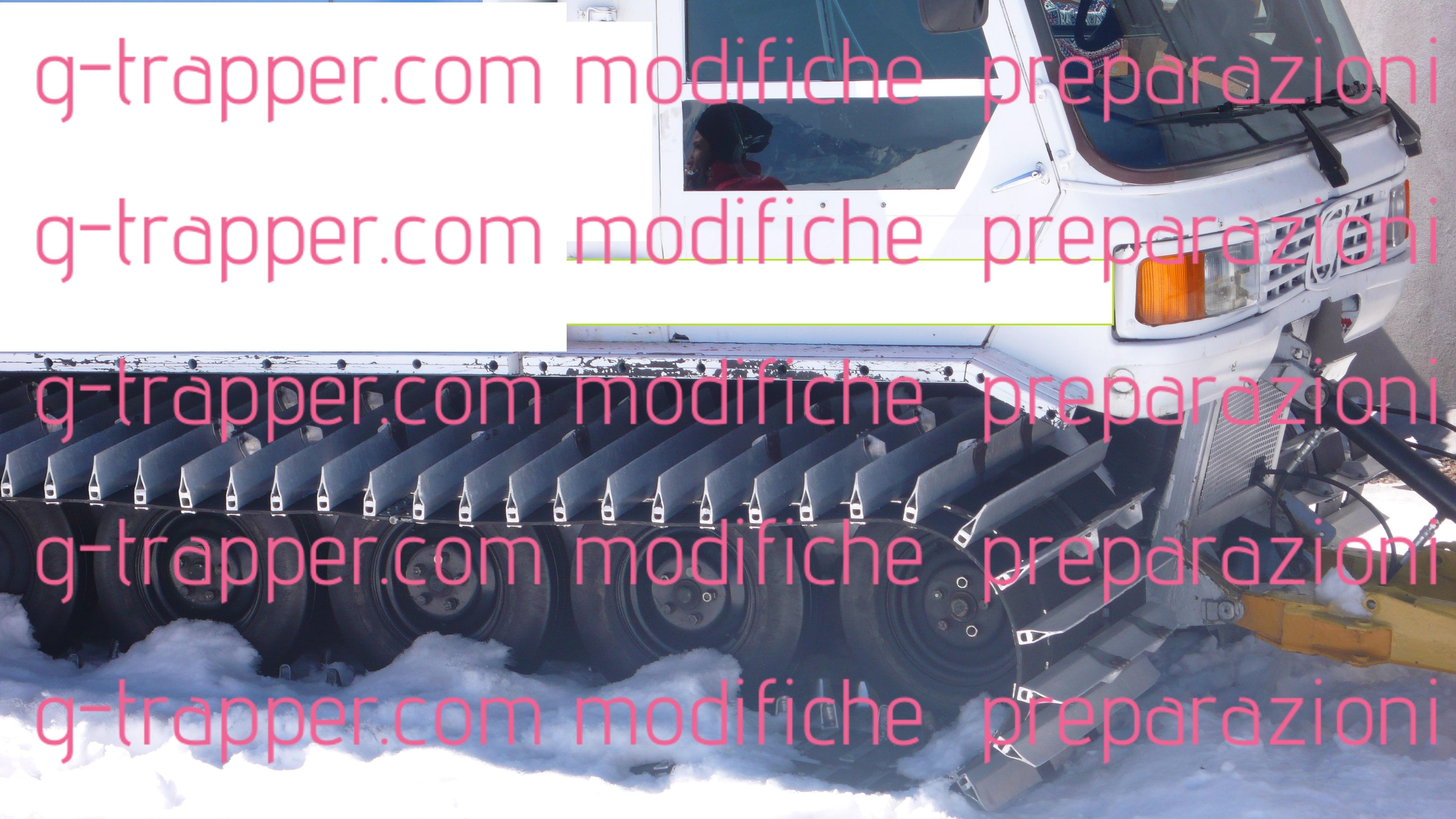 acquisto preparazione vendita veicoli speciali furgoni pulmini mezzi da lavoro e competizione g-trapper.com